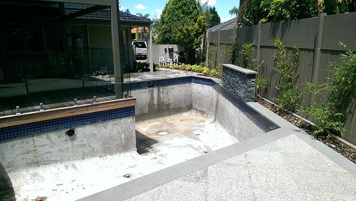 rendering pool